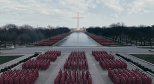 the TV adaptation of Margaret Atwood's The Handmaid's Tale.