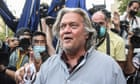 Donald Trump pardons Steve Bannon amid last acts of presidency