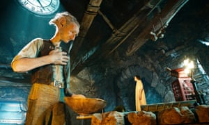 The Bfg Review Mark Rylance Towers Over Roald Dahl S Classic Tale
