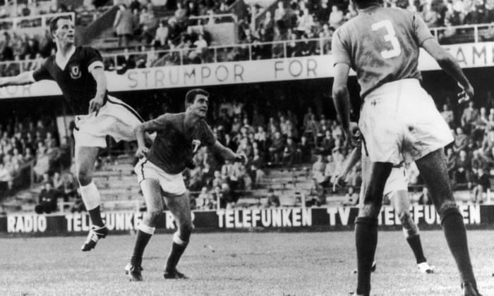 Wales at the 1958 World Cup: a quarter-final run with a difference