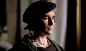 ( New Year honours list: arise Sir Mark Rylance )