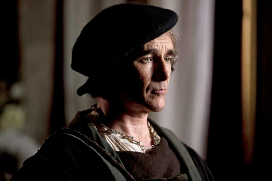 Programme Name: Wolf Hall - TX: n/a - Episode: Ep1 (No. 1) - Picture Shows: Thomas Cromwell (MARK RYLANCE) - (C) Company Productions Ltd - Photographer: Giles Keyte 4069738