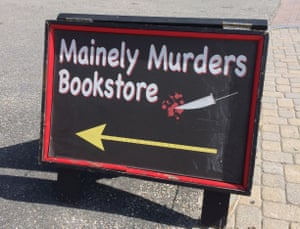 Mainely Murders, Kennebunk, Maine