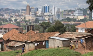Inequality in Kampala is deepening.