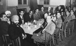 An early meeting of the IWA in 1958.