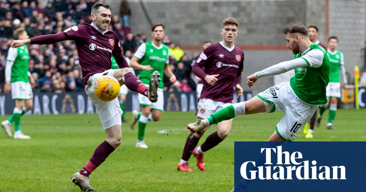 Martin Boyle's double fires Hibs to Edinburgh derby delight at Hearts