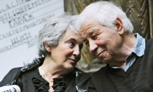Suffering, fear, tragedy ... Emilia and Ilya Kabakov, now exhibiting in Russia.