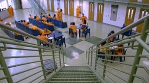 Women in a US prison