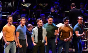 West Side Story at the BBC Proms.
