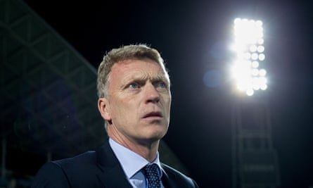 David Moyes has long been admired by the Sunderland owner Ellis Short.