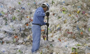 Japanese consumers use 30bn plastic shopping bags each year, but it lags behind major European initiatives on phasing reusing and recycling.