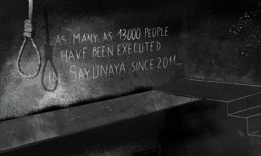 Saydnaya executions
