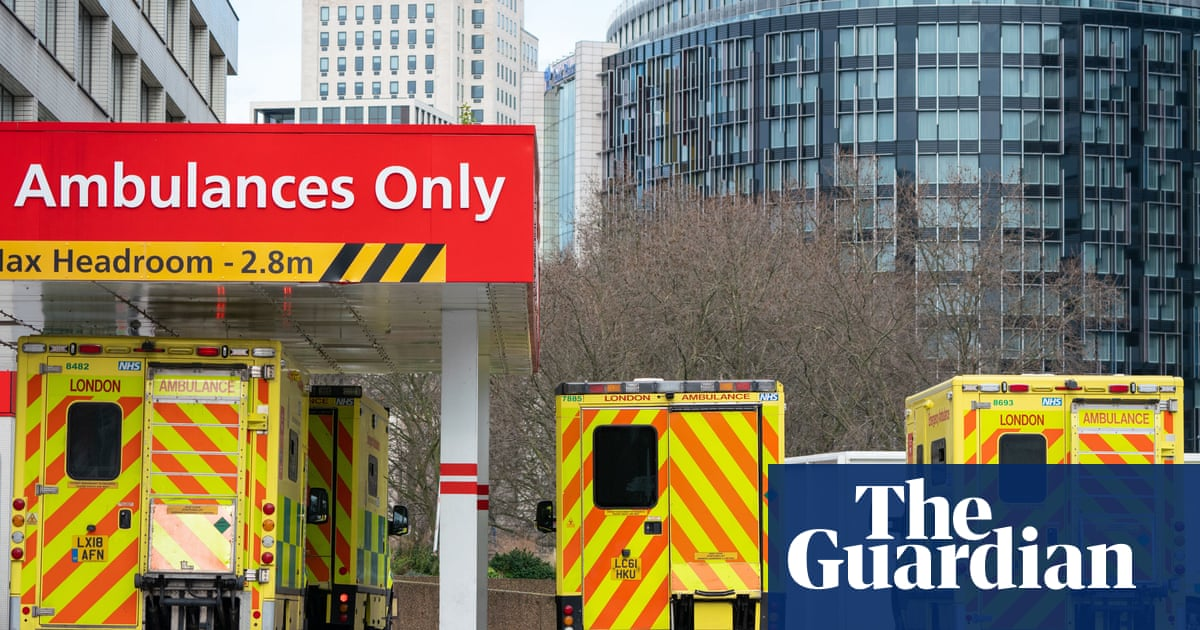 Hospital incursions by Covid deniers putting lives at risk, say leaders - the guardian