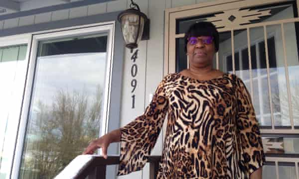 Dianne Causey bought her first home through Portland's 'Right to Return' policy.