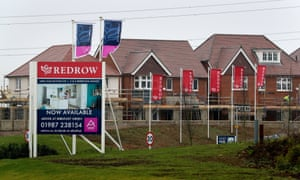 Redrow housing development in Kent