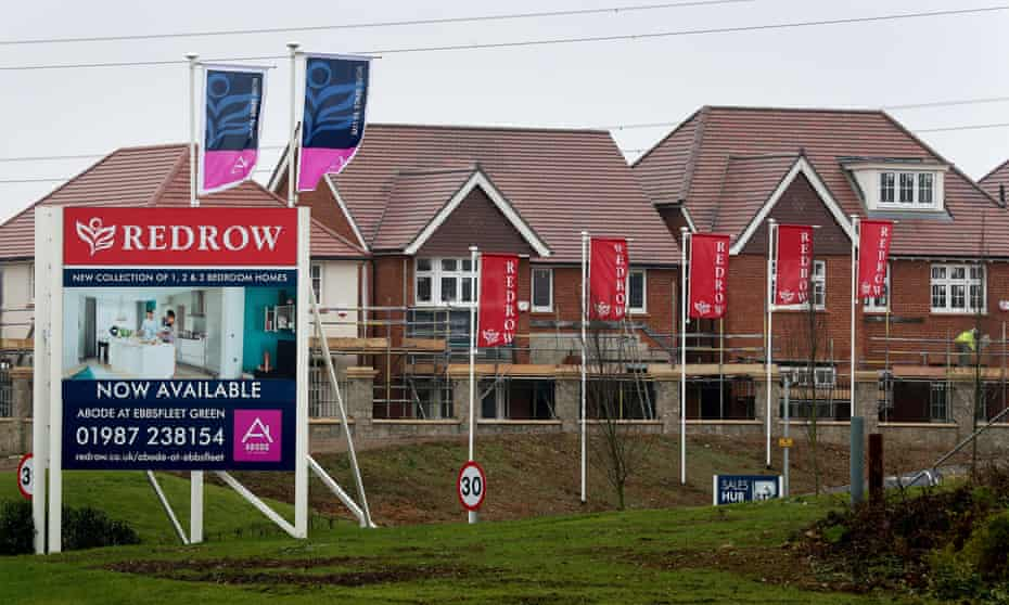Redrow has stopped building new homes, is putting a significant number of employees on temporary leave and is in talks with banks to shore up its finances on the back of the coronavirus crisis.