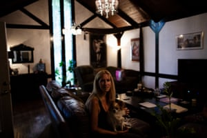Kristen DiAngelo, the director of Swop Sacramento.