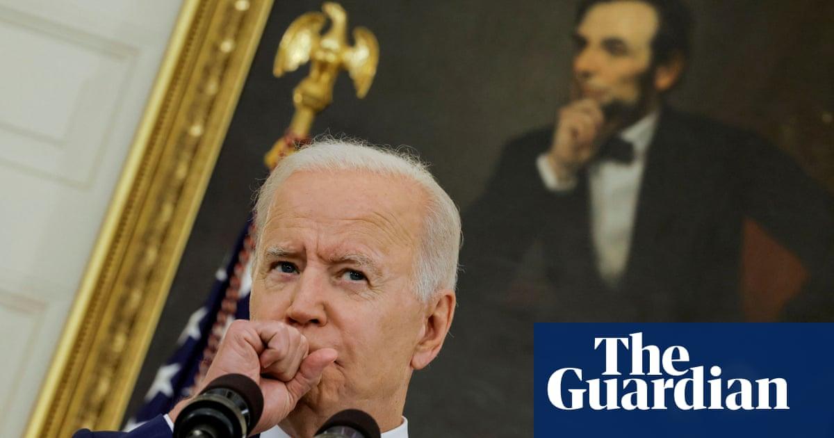Biden under pressure to act as landmark voting rights bill faces Senate defeat