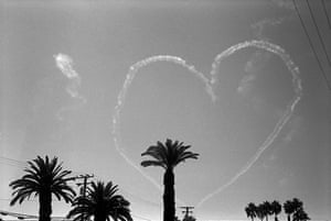 Sky heart.