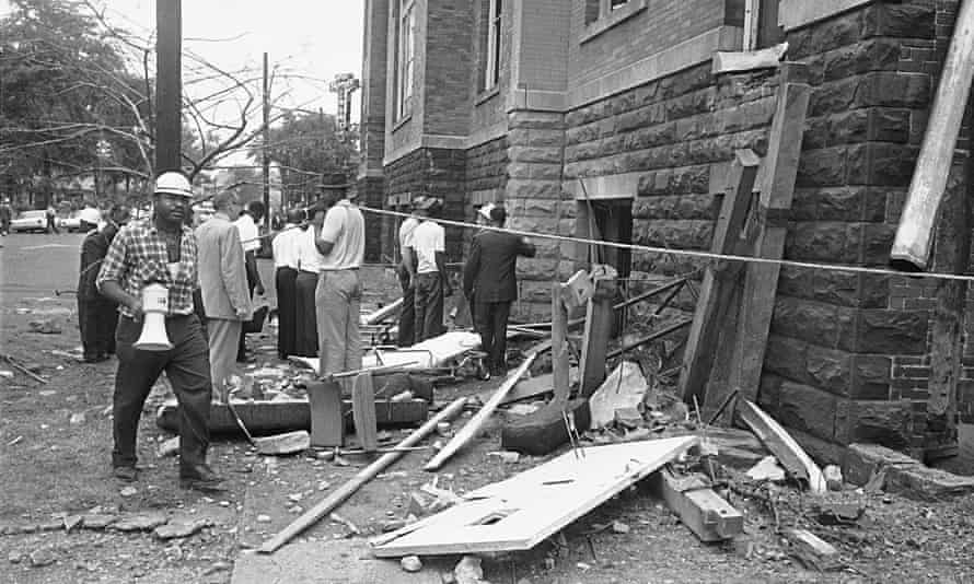 Shards of glass from the 16th street Baptist Church bombing will be included in the collection