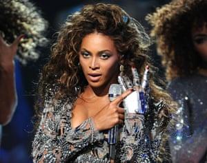Beyoncé in 2009.