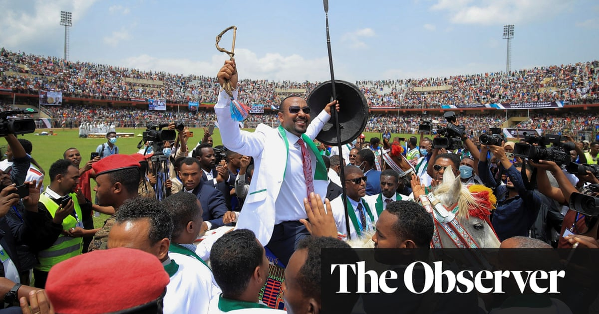 He pledged unity. But now PM hopes to tighten grip on war-torn Ethiopia - the guardian