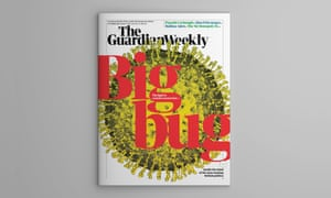 Guardian Weekly cover 14 February 2020