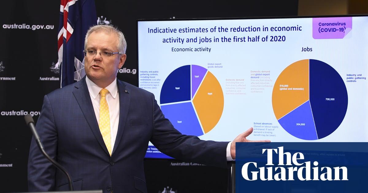 Scott Morrison says it's time to get Australians back to work after coronavirus shutdown