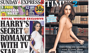 Where the Sunday Express beckons, the Times follows.