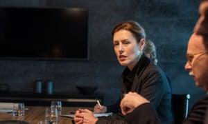 Anne Sampson (Gina McKee) in Bodyguard.