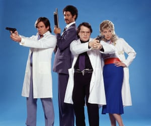 Garth Marenghi's Darkplace.