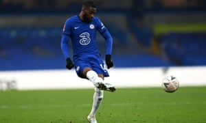 Frank Lampard made changes, but Fikayo Tomori was still on Chelsea's bench against Morecambe.
