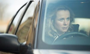 Emily Watson as Yvonne Carmichael, a woman bristling with the myriad wounds rape inflicts.