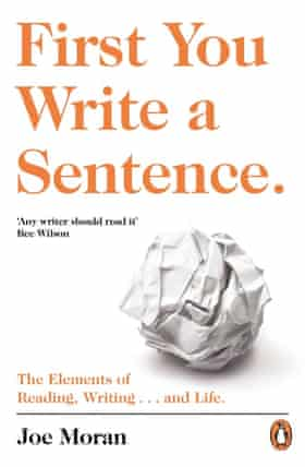 First You Write a Sentence in the Guardian Bookshop