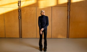 'I think the mind is bloody wonderful' … Siobhan Davies in her south London studio.