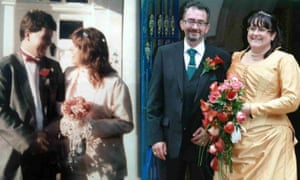 Elizabeth Hooper lost two husbands to the contaminated blood scandal