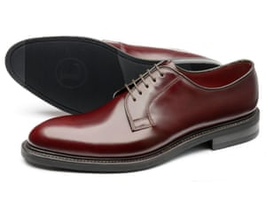 Ghost shoes, £160, loake.co.uk