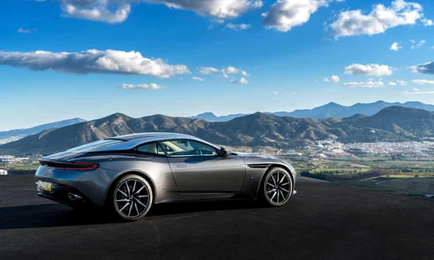 Aston Martin Names First Female Chair As It Prepares For 5bn Float Automotive Industry The Guardian