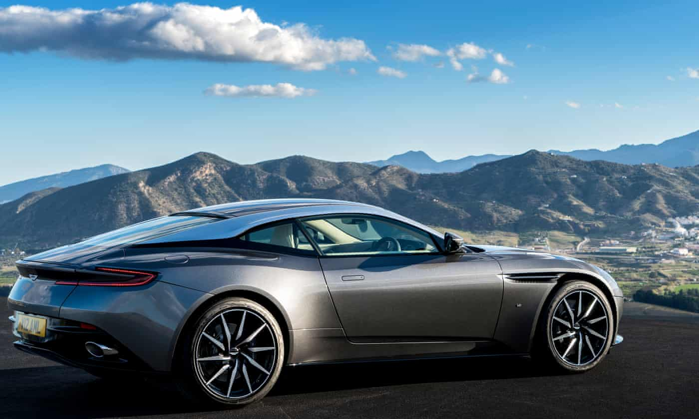 Aston Martin shares plunge after slump in sales across Europe