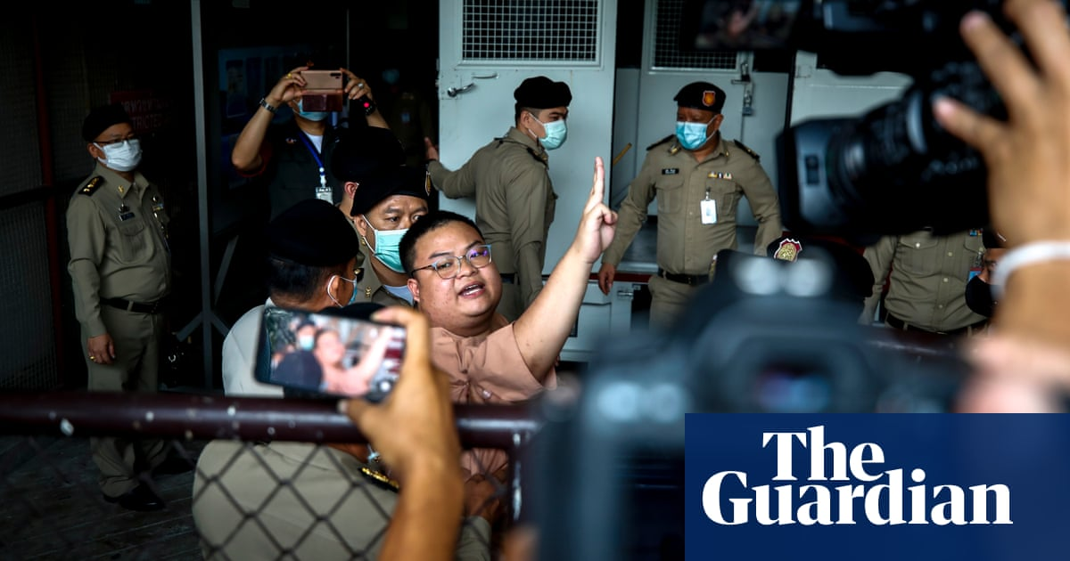 Thai students in deteriorating health after hunger strike, say lawyers