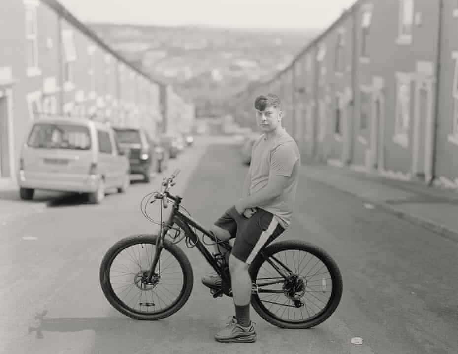 Arian, Bank Top, Blackburn, 2020, by Craig Easton
