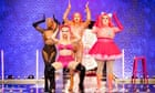 """The duo who created Drag Race: 'We saw RuPaul in a loincloth and went, """"Oh my God!""""'"""