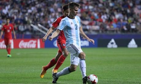 Tottenham in advanced talks to sign Juan Foyth from Estudiantes