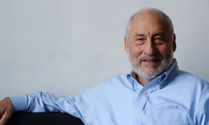 Nobel prize-winning US economist Joseph Stiglitz is this year's recipient of the Sydney Peace prize.