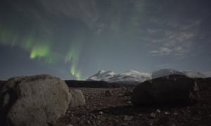 The northern lights, in their whole spectrum of colours are regularly seen from Igaliku
