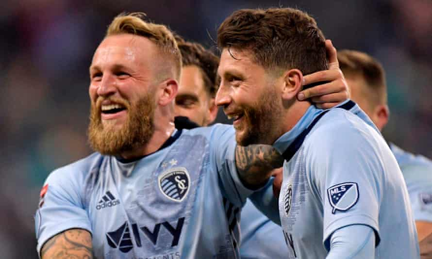 Sporting KC are many pundits' picks for the title