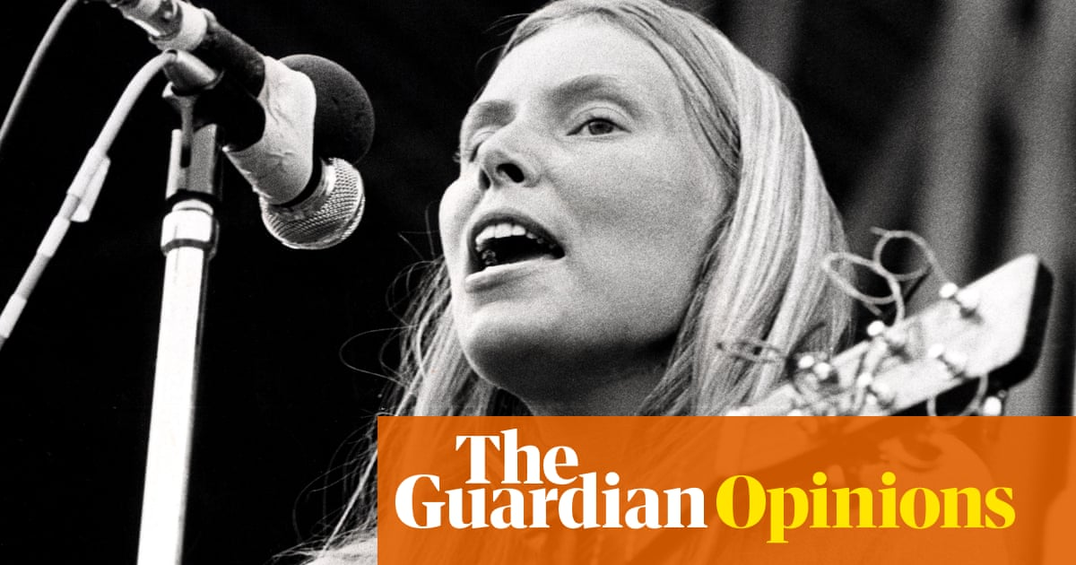 A love letter to Joni Mitchell's Blue