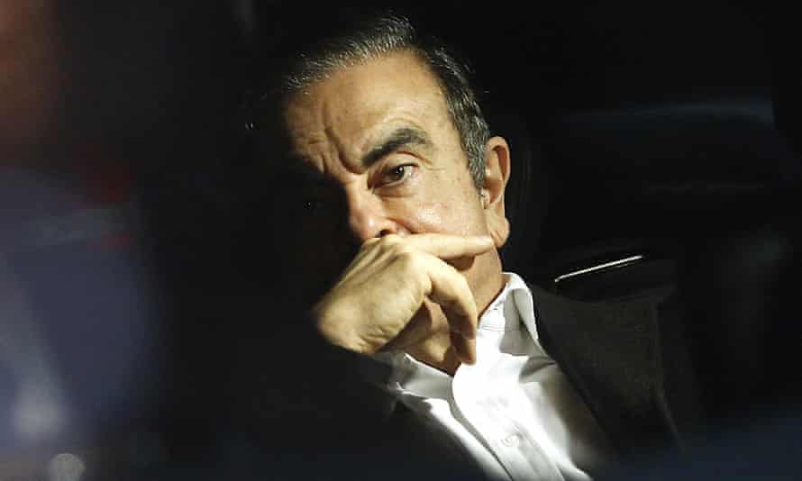 Carlos Ghosn fled to Lebanon after skipping bail in Japan, where he was facing trial.