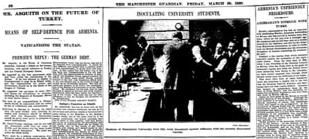 The Guardian, 26 March 1920.