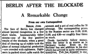 Manchester Guardian, 7 July 1949.